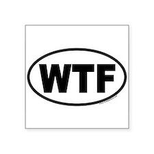 wtf Sticker