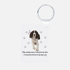 English Springer Spaniel Keychains