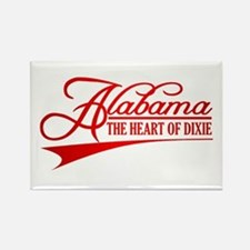 Alabama State of Mine Magnets