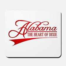 Alabama State of Mine Mousepad