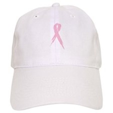 Breast Cancer Ribbon Baseball Cap