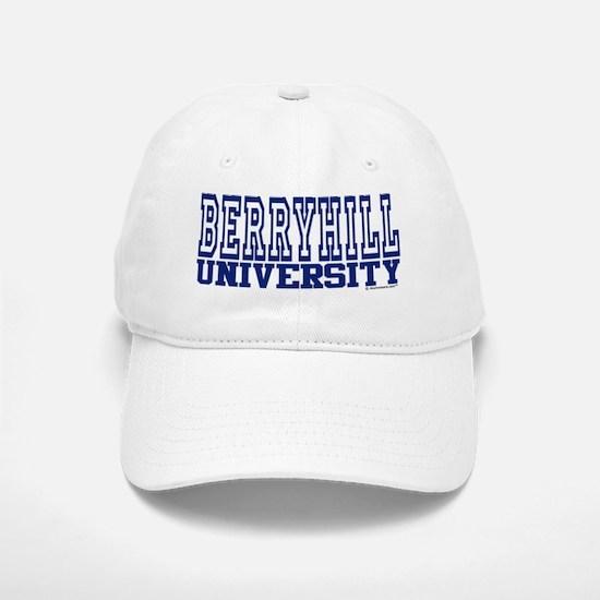 BERRYHILL University Baseball Baseball Cap
