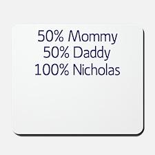 100% Nicholas Mousepad
