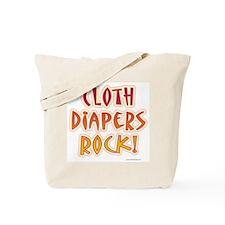Cloth Diapering Tote Bag