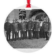 1900 LBPD Ornament