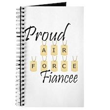 Camo AF Fiancee Journal