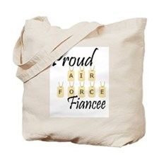 Camo AF Fiancee Tote Bag