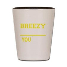 Breezy Shot Glass