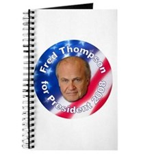 """""""Fred Thompson 2008"""" Journal"""