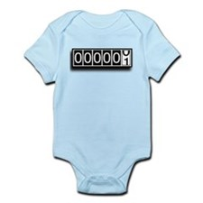 Turning One! Infant Bodysuit