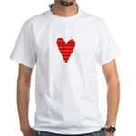 America White T-Shirt