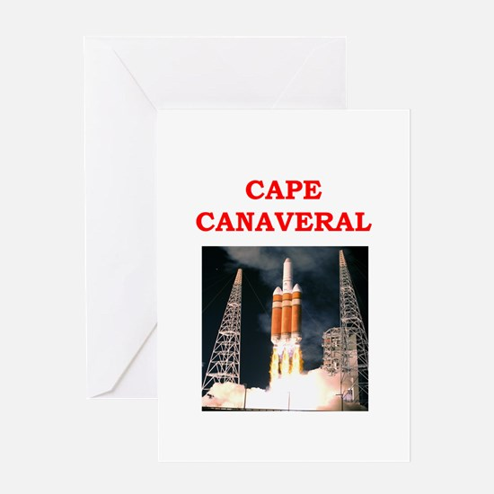 cape,canaveral Greeting Card