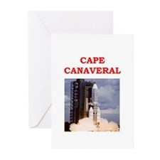 cape canaveral Greeting Cards (Pk of 20)