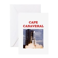 cape canaveral Greeting Card
