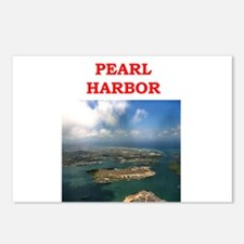 pearl harbor Postcards (Package of 8)