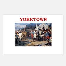 YORKTOWN.png Postcards (Package of 8)