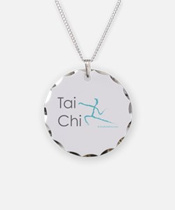 Tai Chi 1 Necklace