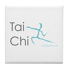 Tai Chi 1 Tile Coaster
