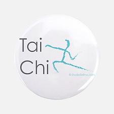"""Tai Chi 1 3.5"""" Button"""