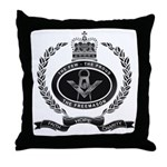 Your Masonic Pride Throw Pillow