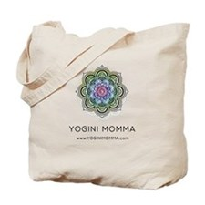 Rainbow Yogini Momma Tote Bag