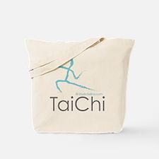 Tai Chi 2 Tote Bag