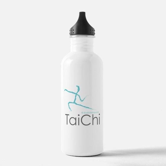 Tai Chi 2 Water Bottle