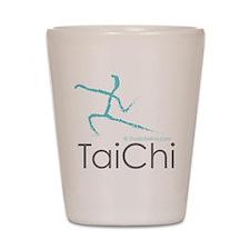 Tai Chi 2 Shot Glass