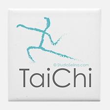 Tai Chi 2 Tile Coaster