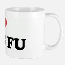 I Love KUNG FU Mug