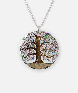 VLA Tree of Life Necklace