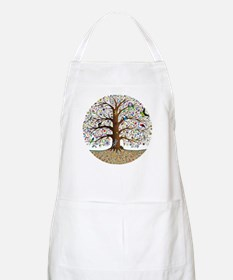 VLA Tree of Life Apron