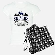 Estes Park Vintage Pajamas