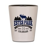 Estes park 2c colorado Shot Glass