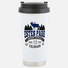 Estes Park Vintage Travel Mug