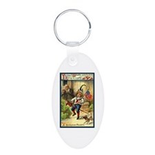 Vintage Yankee Doodle 4th of July Keychains