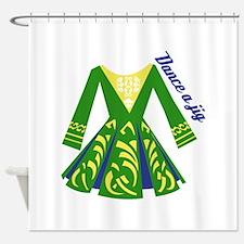 Dance a Jig Shower Curtain