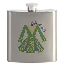 Feis Fanatic Flask