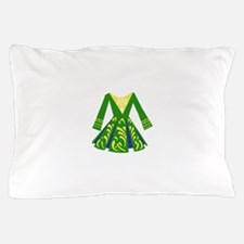 Celtic Dance Dress Pillow Case