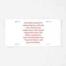 36.png Aluminum License Plate