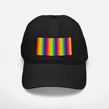 Wild Zany Rainbow Menagerie Baseball Hat
