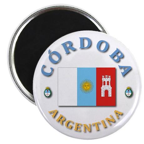 "Cordoba 2.25"" Magnet (10 pack)"