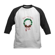Deck The Halls Baseball Jersey