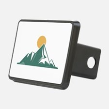 Sunrise Mountain Hitch Cover