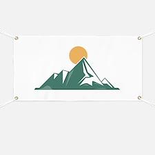 Sunrise Mountain Banner