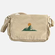 Sunrise Mountain Messenger Bag