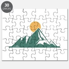 Sunrise Mountain Puzzle
