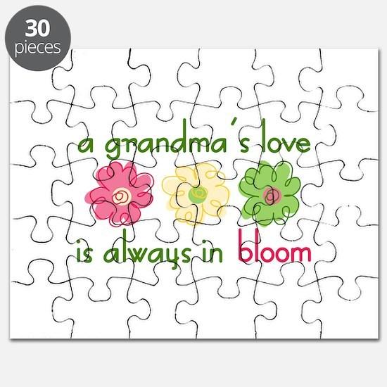 Grandmas Love Puzzle