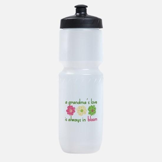 Grandmas Love Sports Bottle
