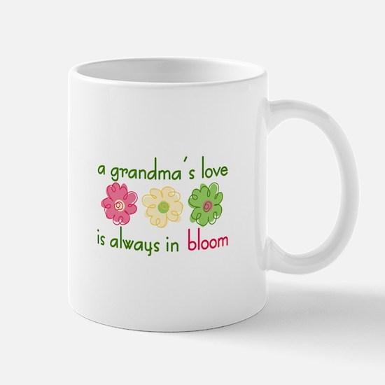 Grandmas Love Mugs